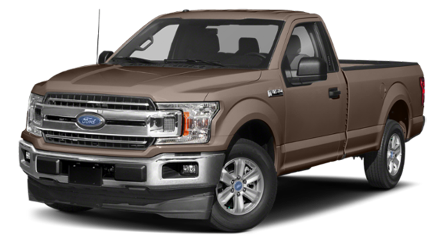 2019 Ford F-150 Comparison Image