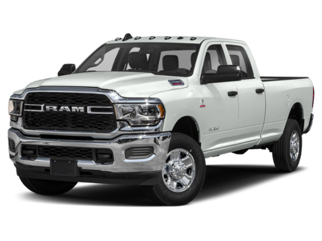 2019 RAM 2500 Comparison Image