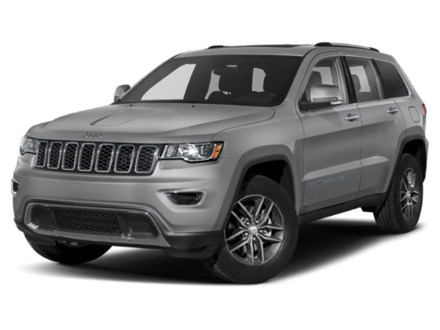2020 Jeep Grand Cherokee Comparison Image