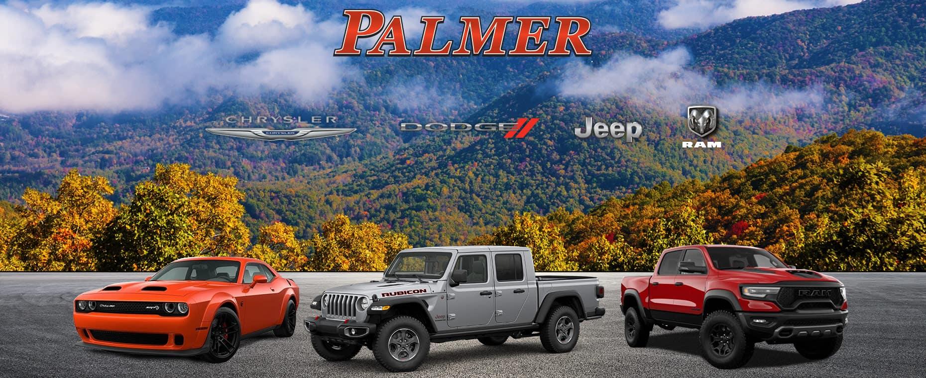 Palmer Dodge Hero Image of Georgia Mountains