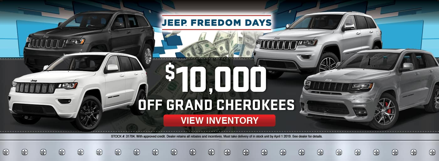 New Jeep Grand Cherokee for Sale in Roswell, GA