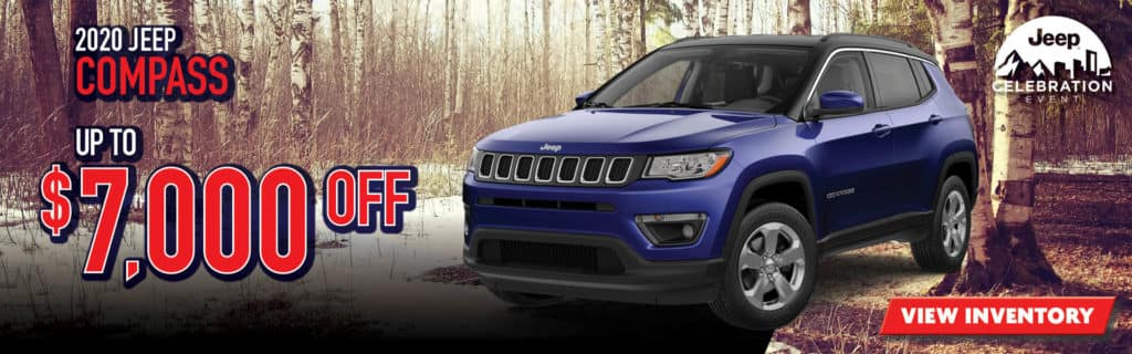 New Jeep Compass For Sale in Atlanta, Georgia