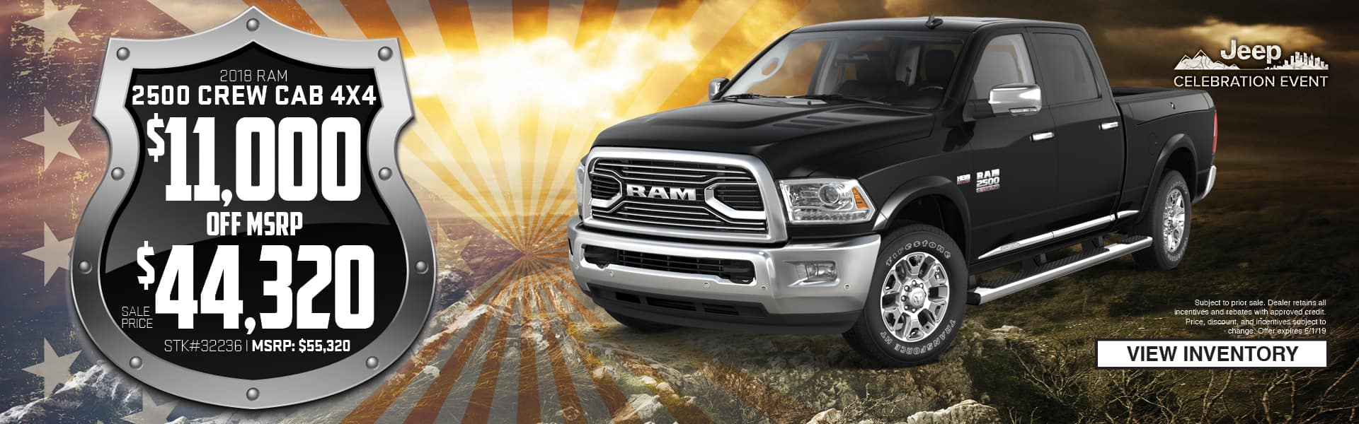 RAM Truck Special in Roswell, GA