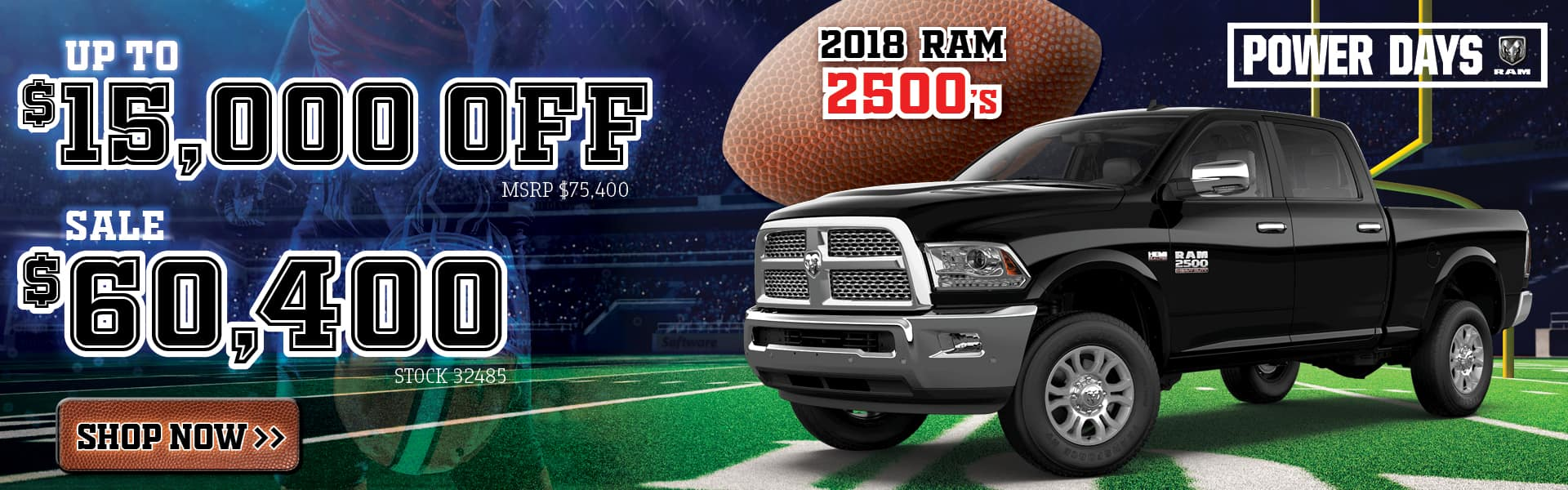 RAM 2500 Truck Special in Roswell, GA