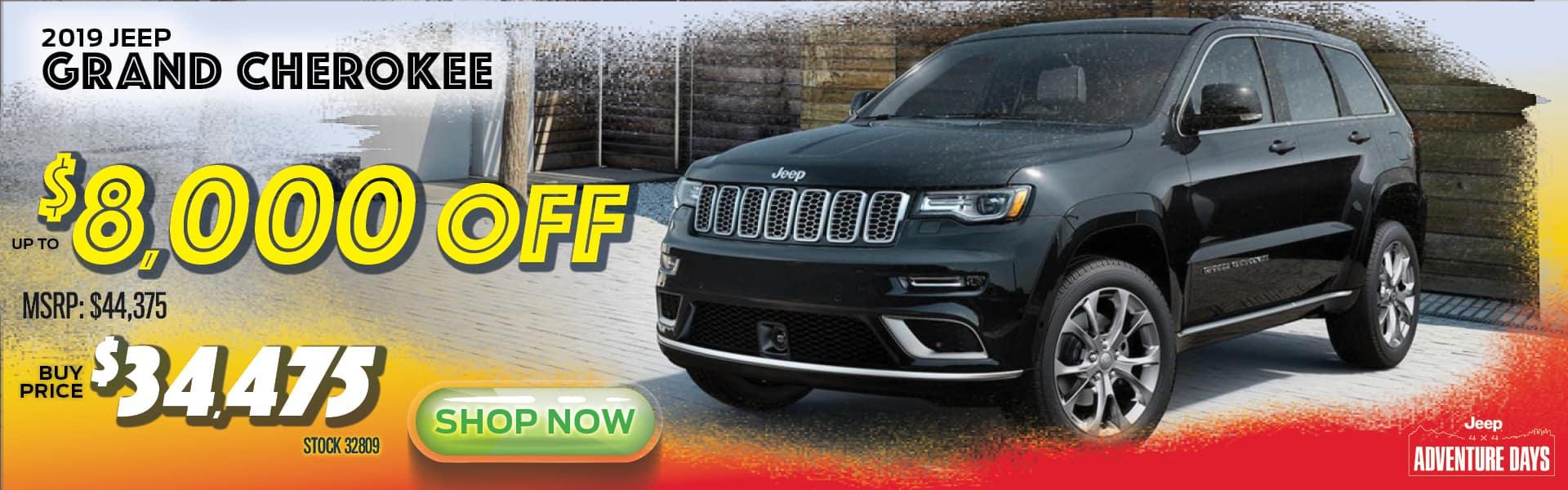 2019 Jeep Cherokee For Sale in Atlanta, Georgia