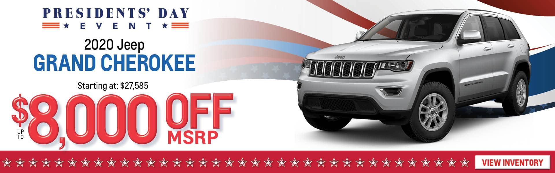 New Jeep Grand Cherokee For Sale in Atlanta, Georgia