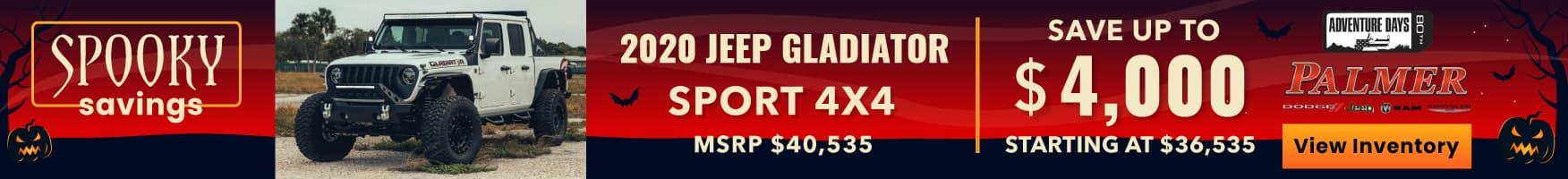 PD 2010 Gladiator SRP