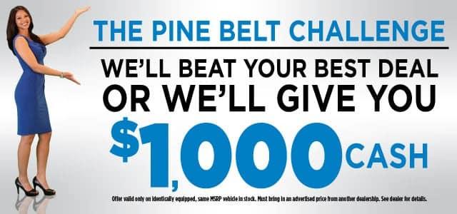 Pine Belt Challenege