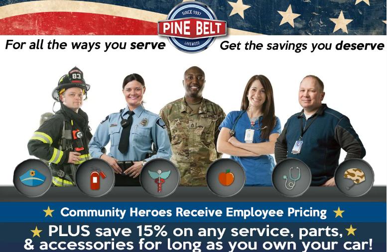 heroes car discount