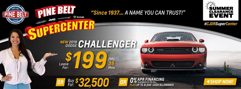 Dodge Challenger Sales Deals or Specials in NJ