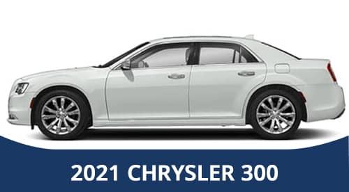 2021 CHRYSLER 300 SPECIALS
