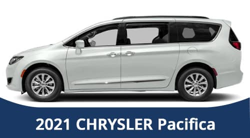 2021 CHRYSLER PACIFICA SPECIALS