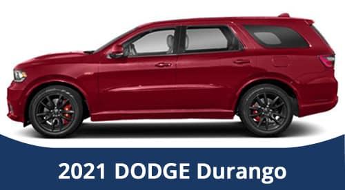 2021 DODGE DURANGO SPECIALS
