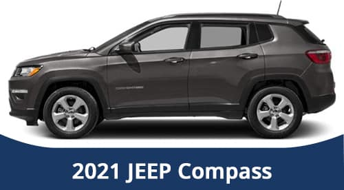 2021 JEEP COMPASS SPECIALS