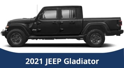 2021 JEEP GLADIATOR SPECIALS