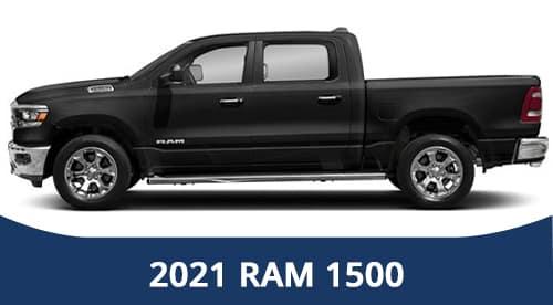 2021 RAM 1500 SPECIALS