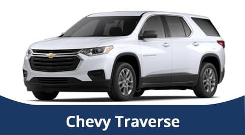 Chevy Traverse