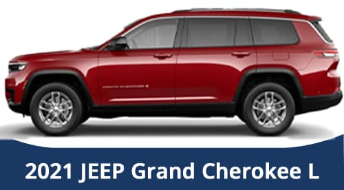 2021 JEEP Grand Cherokee L specials
