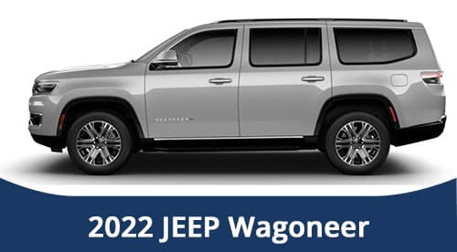 2022 JEEP Grand Wagoneer SPECIALS