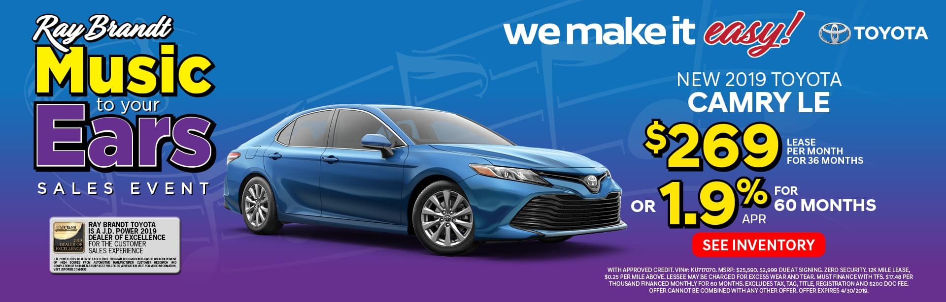 CAMRY BANNER