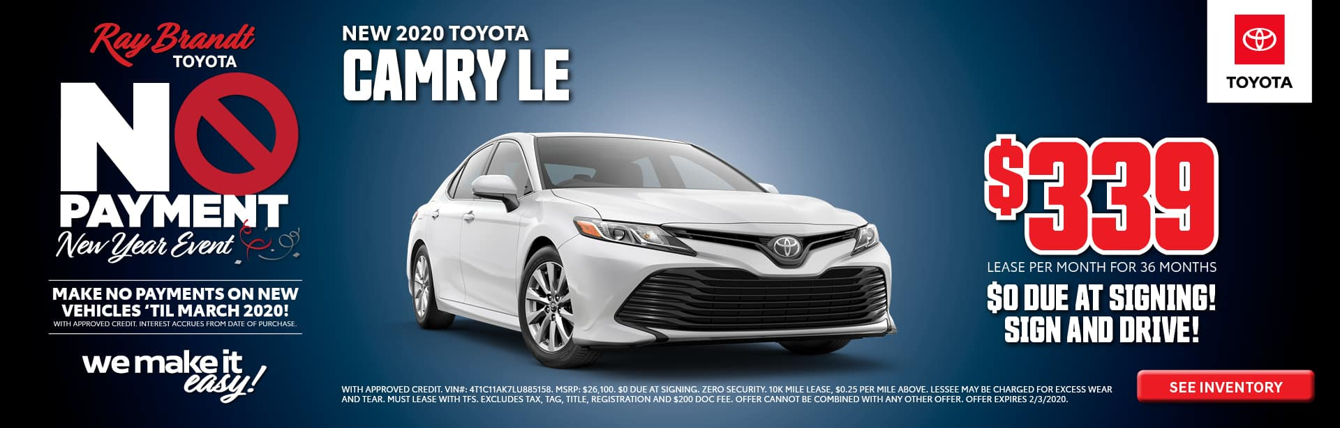 CAMRY SPECIAL
