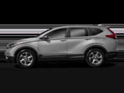 2018 Honda CR-V Sideview