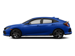 2018 Honda Civic Hatchback - Sideview