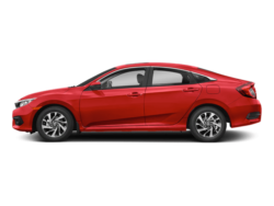 2018 Honda Civic Sedan Sideview