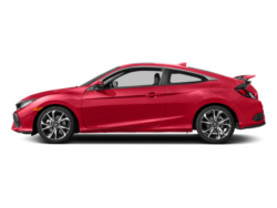 2018 Honda Civic Si Coupe Sideview