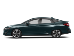 2018 Honda Clarity Plug-In Hybrid Sedan Sideview