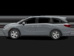 2018 Honda Odyssey - Sideview