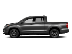 2018 Honda Ridgeline - Sideview