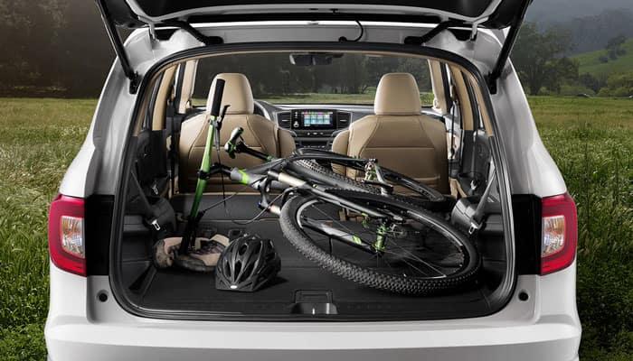 2019 Honda Pilot Comfort Features