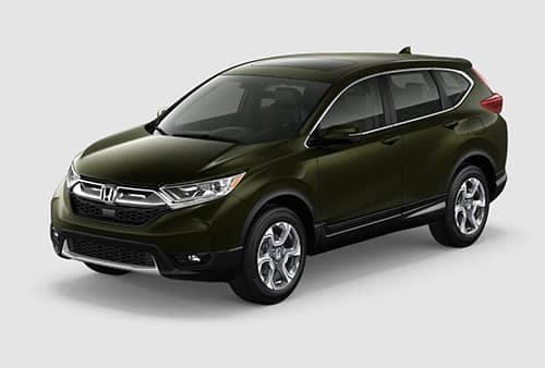 2019-Honda-CR-V-EX-Trim-Level