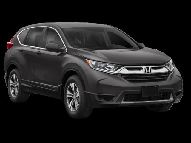 2019 Honda CR-V Transparent