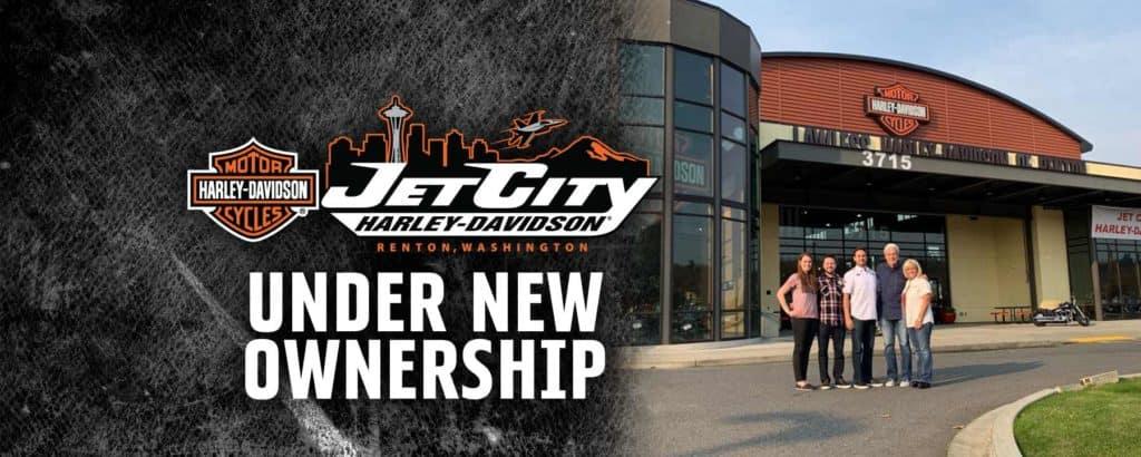 Motorcycle Dealer in Renton, WA | Jet City Harley-Davidson