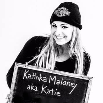 """Katinka """"Katie"""" M."""