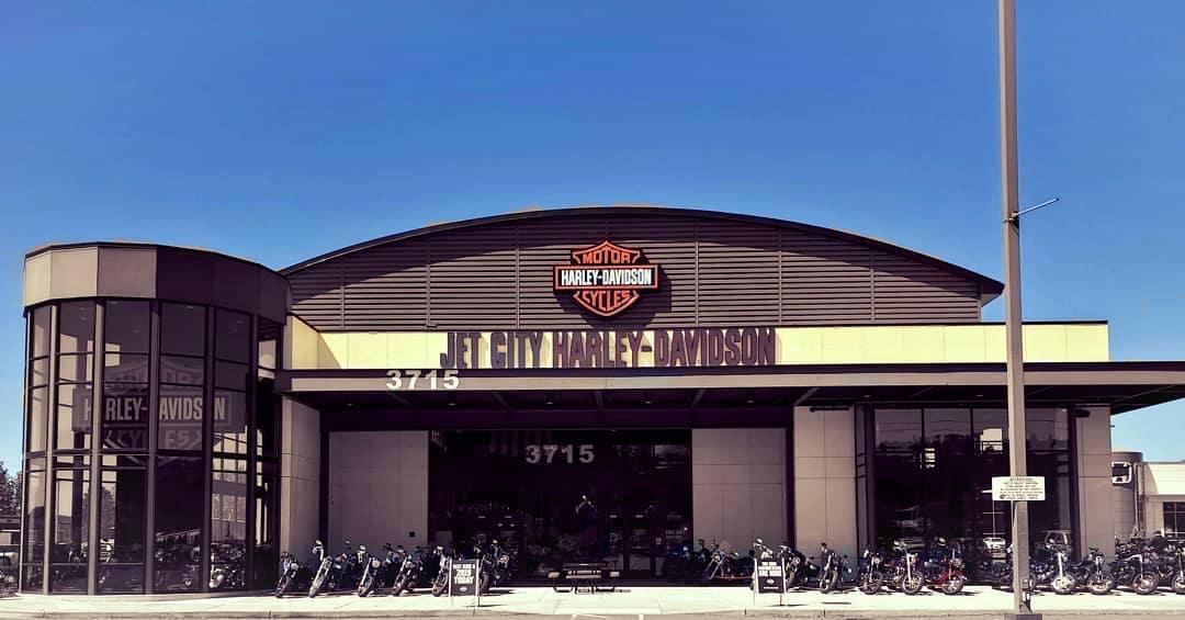 Jet City Harley-Davidson Renton WA