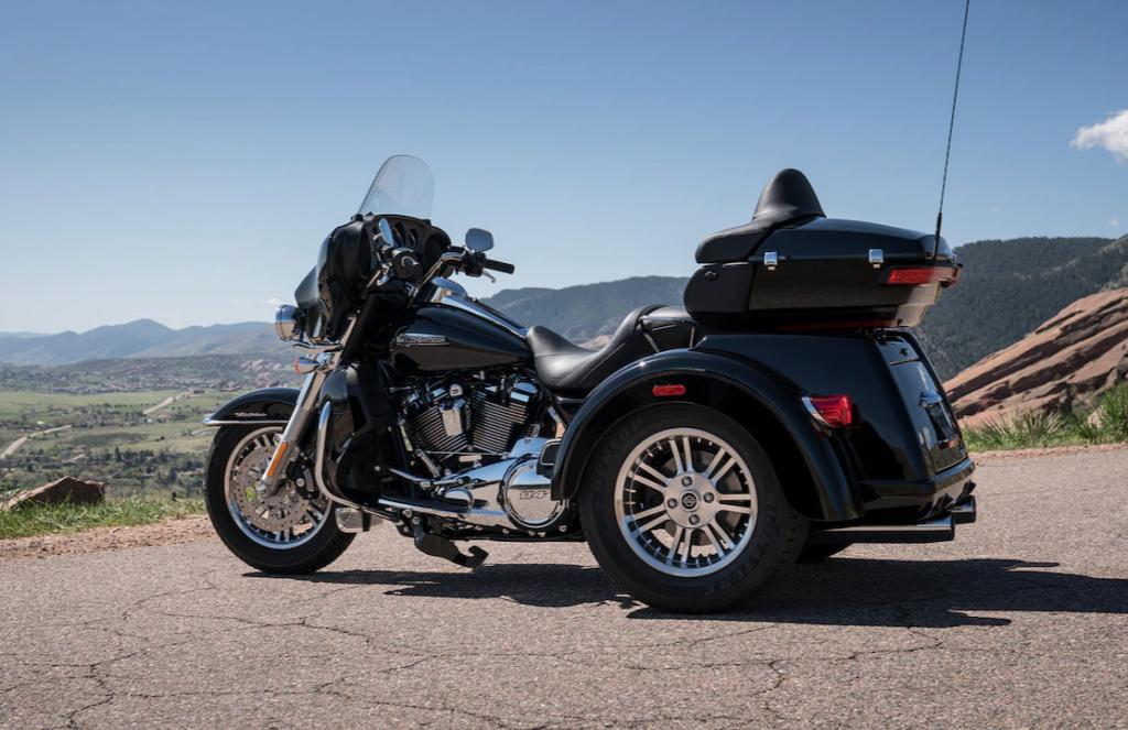 2019 Harley-Davidson Tri Glide Ultra Motorcycle