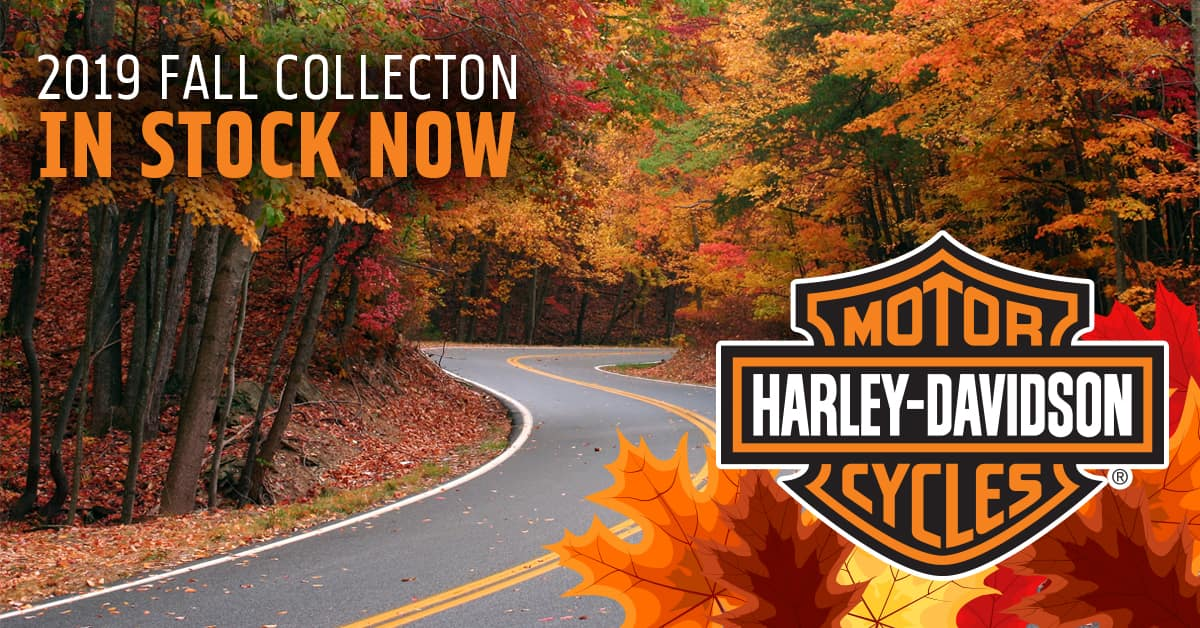 Harley Fall 2019 MotorClothes
