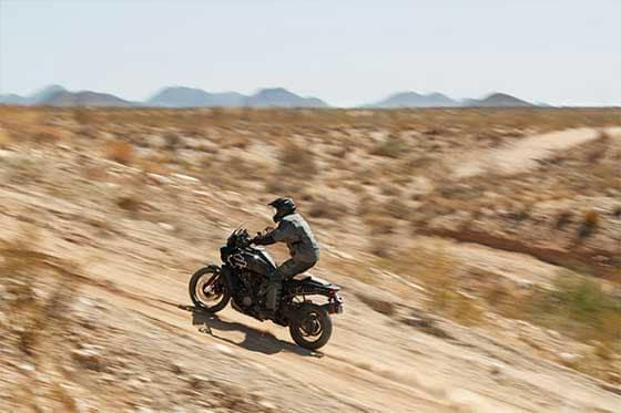2020 Harley-Davidson Pan America Adventure Touring Motorcycle
