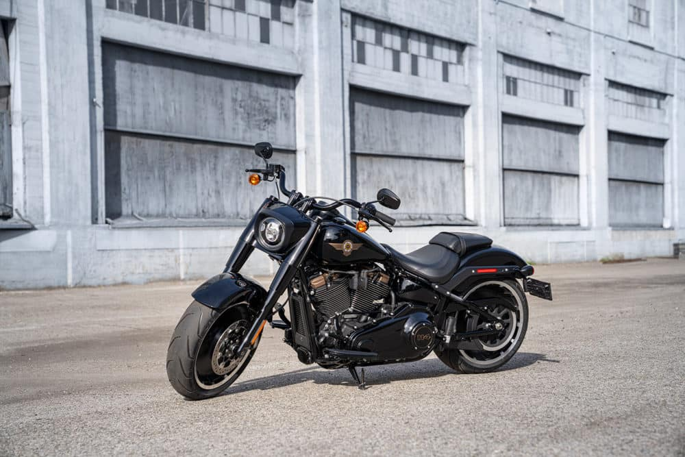 2020 Harley-Davidson Fat Boy 114 30th Anniversary Edition | Jet City Harley-Davidson in Renton, WA
