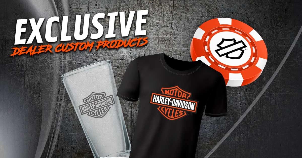 Custom Dealer Branded Products