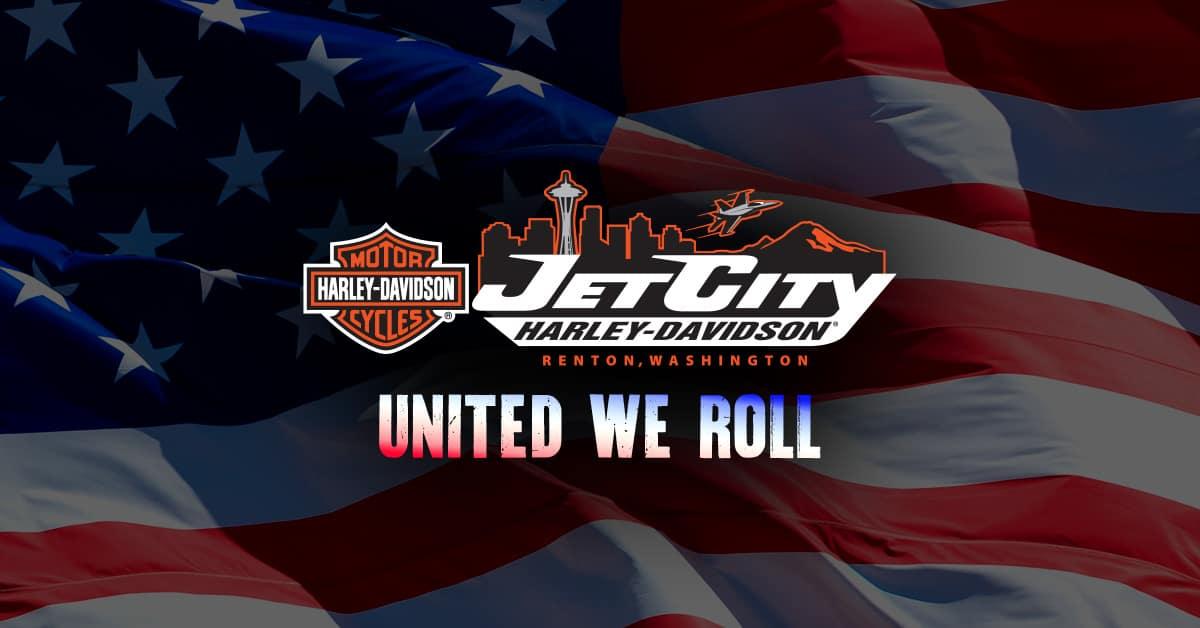 Jet City Harley-Davidson near Seattle