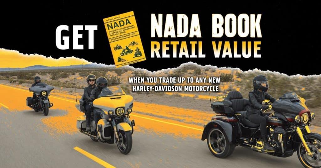 NADA Retail Value on Trade