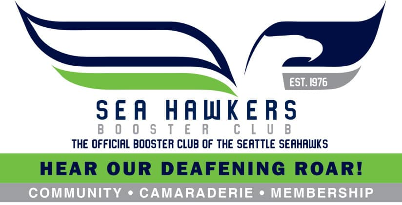 Sea Hawkers Booster Club supported by Jet City Harley
