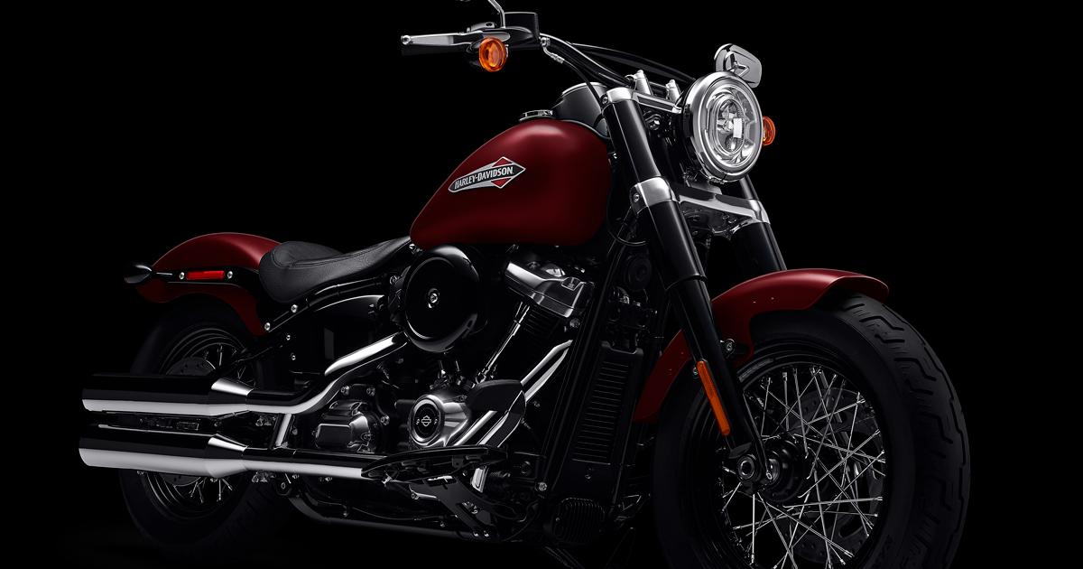 2020 Harley-Davidson Softail Slim in Renton, WA