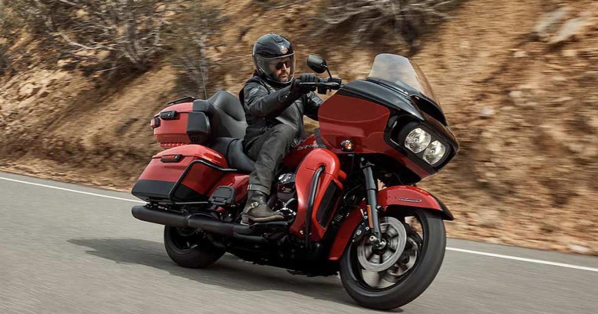 2020 Harley-Davidson Touring Road Glide Limited Black in Renton, WA