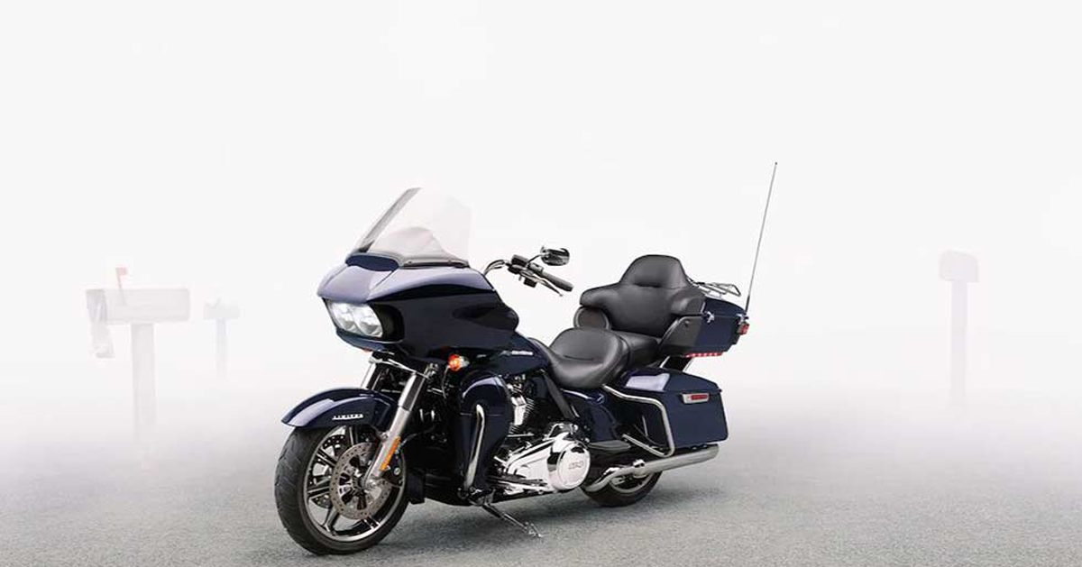 2020 Harley-Davidson Touring Road Glide Limited Chrome in Renton, WA