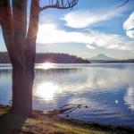 Lake Washington in Seattle